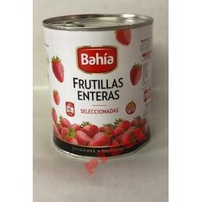 FRUTILLA BAHIA ENTERA 850 g LAT