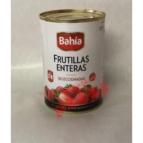 FRUTILLA BAHIA ENTERA 400 g LAT