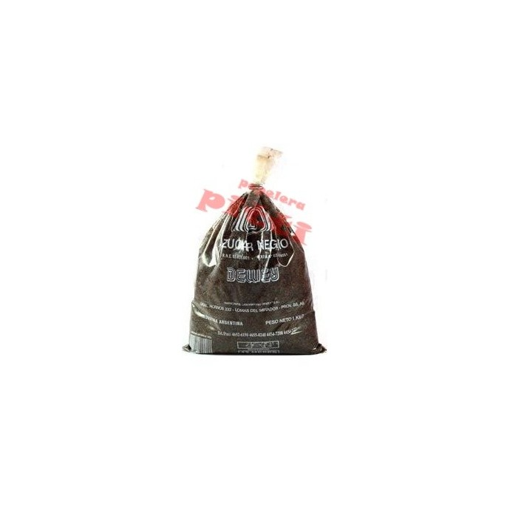 Azucar negra x 1kg