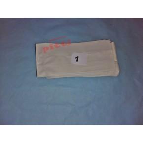 bolsa de factura de II ( blanca ) Nº 1