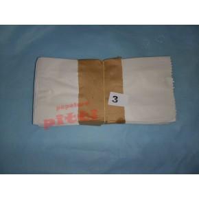 bolsa de factura de II ( blanca ) Nº 3