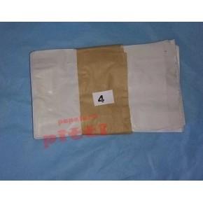 bolsa de factura de II ( blanca ) Nº4