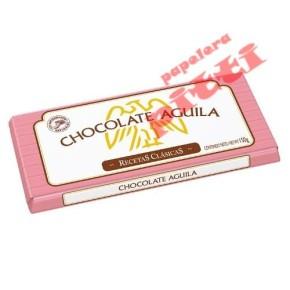 chocolate aguila en tableta x 100 g