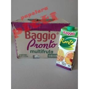 Baggio x1L Multifruta