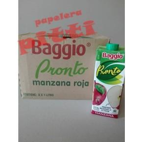 Baggio x1L Manzana Roja