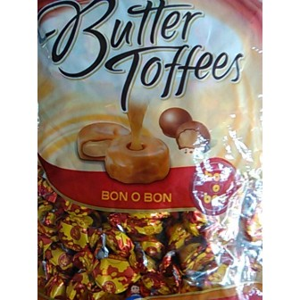 CAR. BUTTER TOFFEES BONOBON