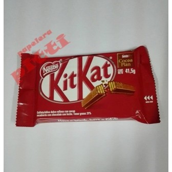 CHOCOLATE KIT KAT NESTLE 41,5 g X u.