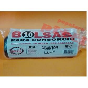BOLSA COMPAC 80 X 110 EN ROLLO