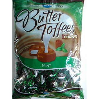 CAR. BUTTER TOFFEES 959g MENTA