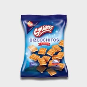 BIZCOCHOS AGRIDULCES 150GR SMAMS