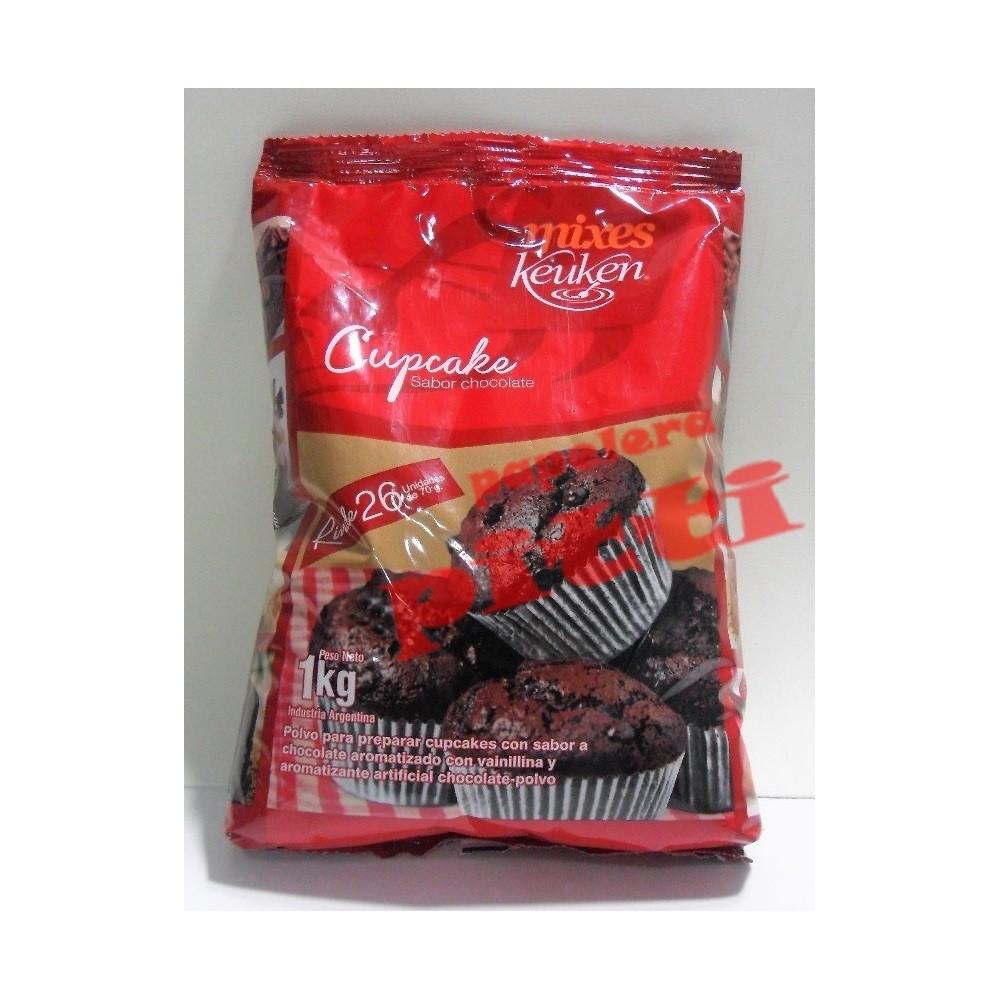 CUPCAKE SABOR CHOCOLATE