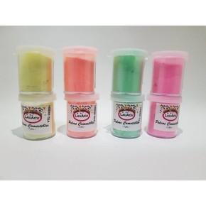 Colorante en polvo Fluor