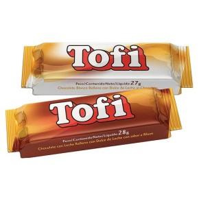 CHOCOLATE TOFI CON LECHE