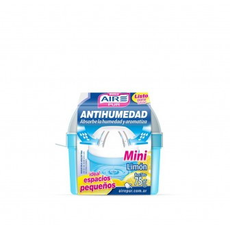 ANTIHUMEDAD AIRE PUR MINI LIMON