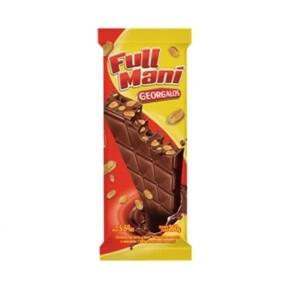 CHOCOLATE GEORGALOS FULL MANI 160G