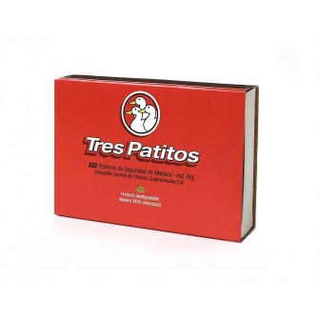 FOSFOROS TRES PATITOS 222U