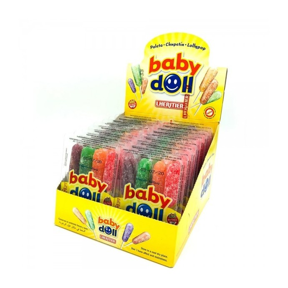CHUPETIN BABY DOLL X18 X 4U