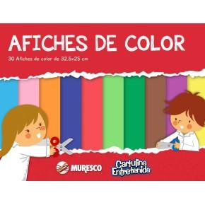 BLOCK TIPO EL NENE COLOR N6 AFICHE DE COLOR