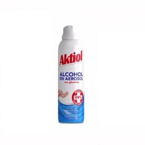 AKTIOL - ALCOHOL EN AEROSOL CON GLICERINA