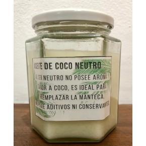 Aceite de COCO neutro x250g