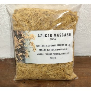 Azucar Mascabo 500g