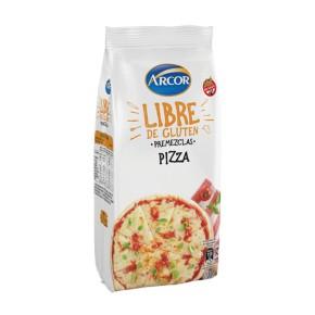 PREMEZCLA PIZZA SIN TACC 500G