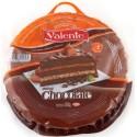 BIZCOCHUELO VALENTE CHOCOLATE REDONDO