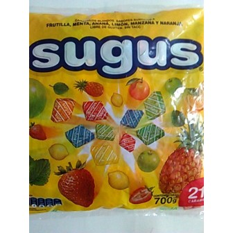 CAR SUGUS SANORES 700g