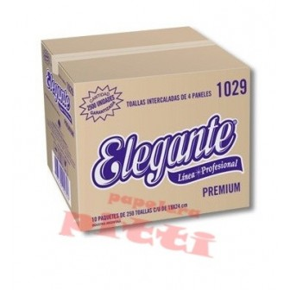 TOALLA ELEGANTE 1029