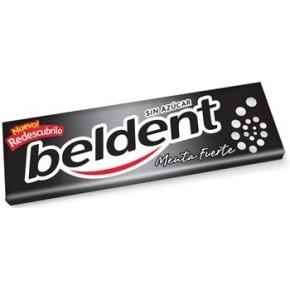 BELDENT MENTA FUERTE X U