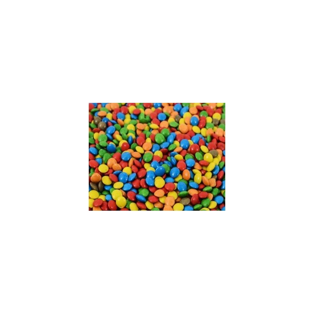MINI LENTEJA CHOCOLATE X 1 Kg