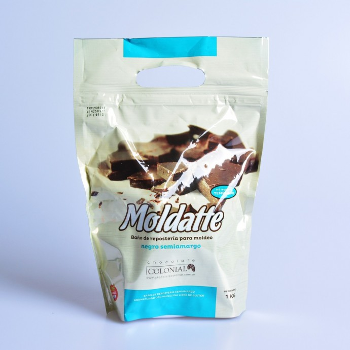 CHOCOLATE COLONIAL MOLDATTE S/AMRGO 1KG
