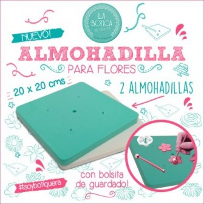 Almohadilla p/ flores LA BOTICA