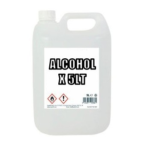 ALCOHOL LIM-PITT X 5 LTS